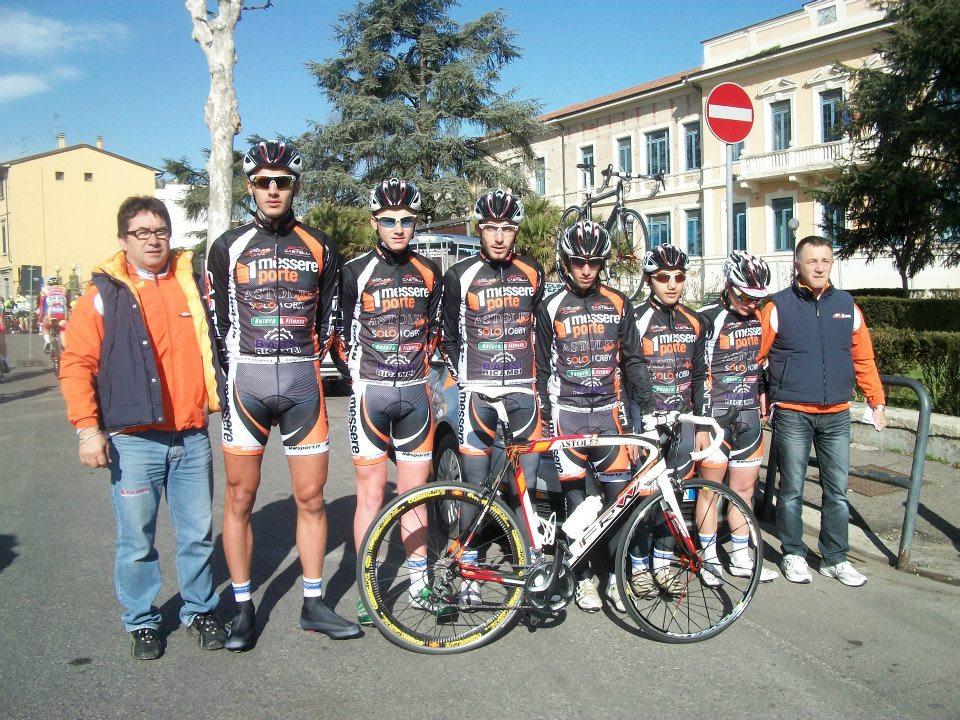 Ciclismo Juniores> In ciociaria l\'impegno di Pasquetta della Messere ...