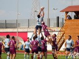 Rugby -  Fiamme Oro vs Lazio Rugby -14-3-2015