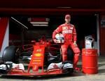 Shell Ferrari Filming Day 2017