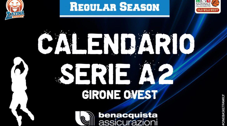 Calendario Basket A2 Ovest.Il Calendario Della Stagione 2018 19 Della Latina Basket