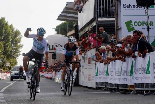 Giro della Toscana 2018
