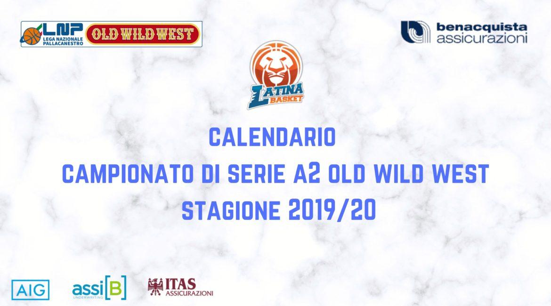 Calendario Serie A2 Basket.Basket Il Calendario Della Stagione 2019 20 Della